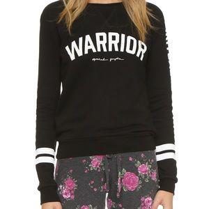 Spiritual Gangster warrior sweater